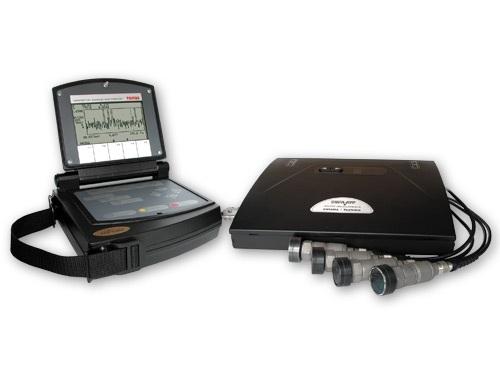 Мультиплексор — коммутатор для последовательного опроса каналов для подключения к виброанализаторам КВАРЦ и ТОПАЗ-В