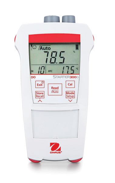 Ohaus pH-метр ST300 - портативный электрохимический прибор