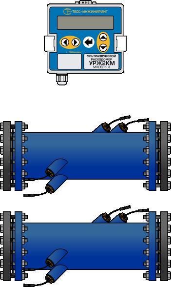 УРЖ2КМ-3 2-канала 2-луча