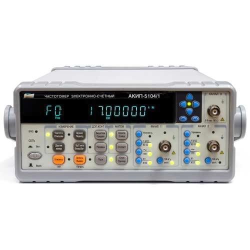 АКИП-5104/1 — частотомер