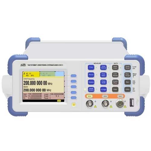 АКИП-5107/4 — частотомер