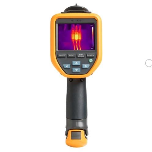Fluke TIS20+ 9Гц — тепловизор