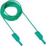 А1012 - измерительный провод, зелёный, 4м