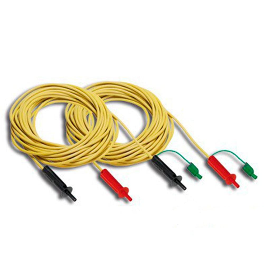S2029 - 10 кВ экранированные измерительные провода, 8м, 2 шт.