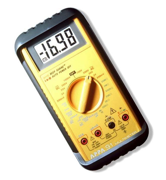 APPA 91 — мультиметр цифровой