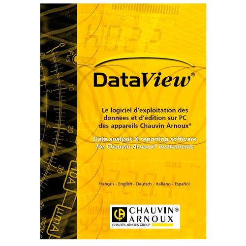 Программное обеспечение DataView software