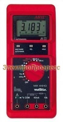 MX58HD - мультиметр для измерений в сложных условиях IP67