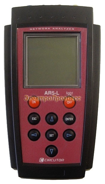 Circutor AR.5L портативный анализатор электроэнергии