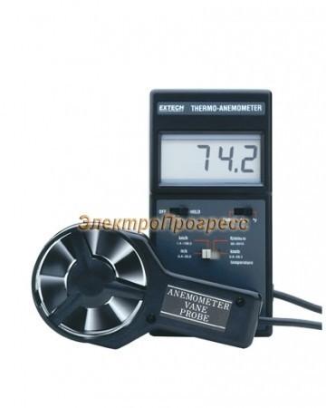 Extech 451112 - Термоанемометр с лопастным колесом