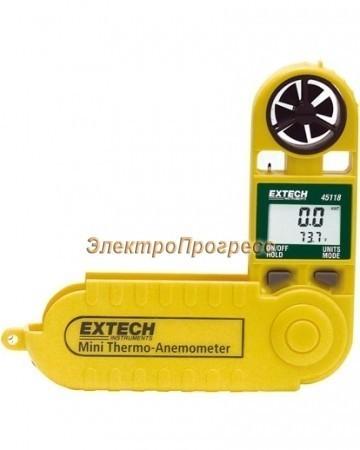 Extech 45118 - Мини термоанемометр