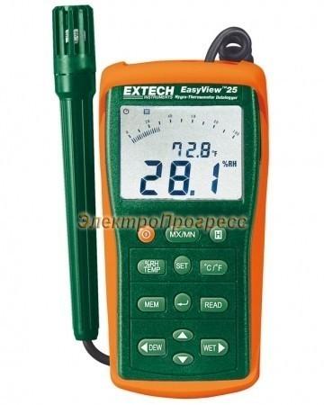Extech EA20 - Легкий гигротермометр