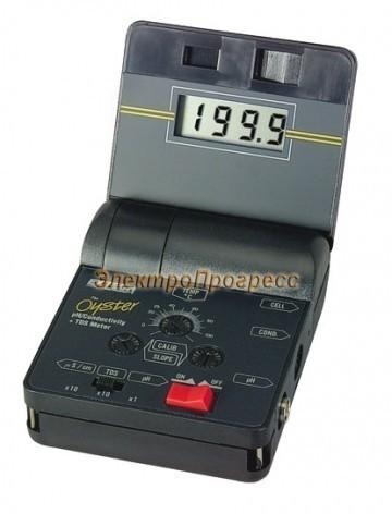 341350A-P - Прибор для измерения рН/проводимости с функцией измерения общего содержания растворенных твердых веществ