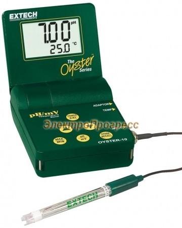 Extech OYSTER-15 - Серия приборов Oyster™ для измерения рН/мВ/температуры