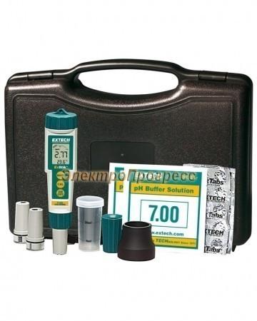 Extech EX800 - Комплект прибора для определения качества воды ExStik® 4-в-1