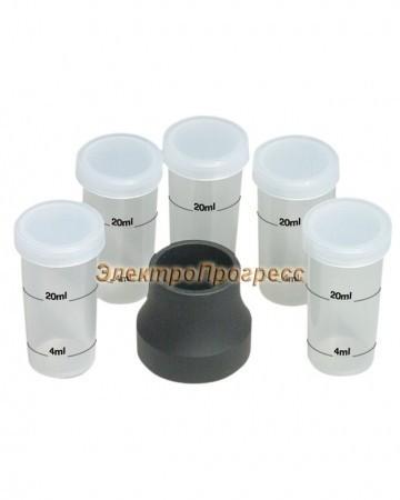 Extech EX006 - запасные емкости для образцов раствора (24 упаковки)
