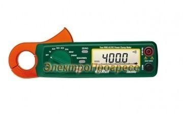 Extech 380940 - Токоизмерительные True RMS клещи с возможностью измерения мощности