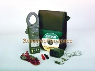 Extech 382068 - True RMS регистратор 1000А на базе токоизмерительных клещей