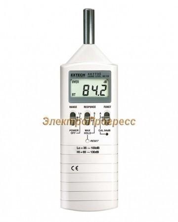 Extech 407736 - Цифровой измеритель шума