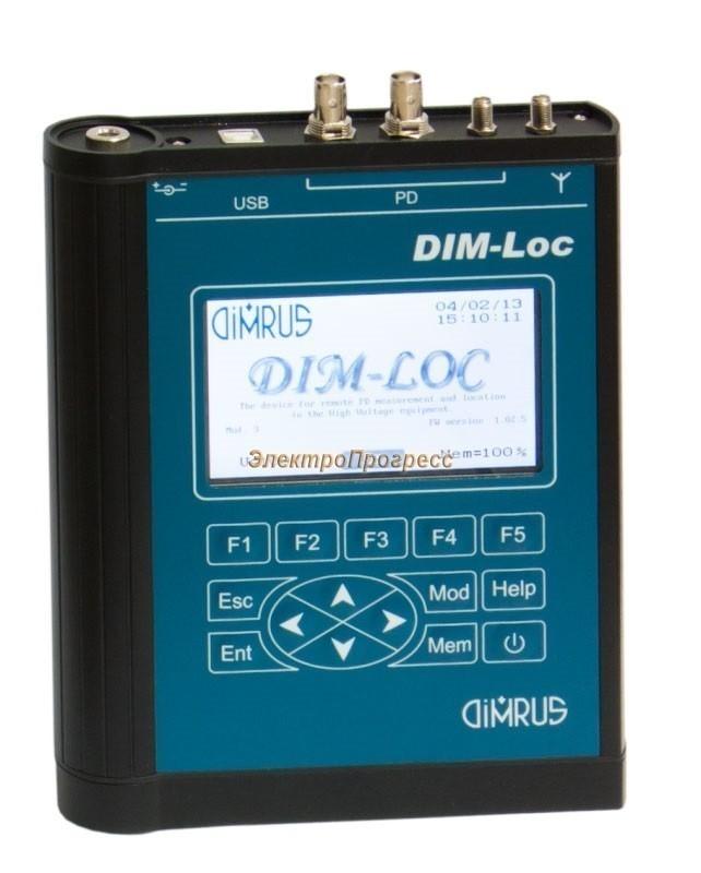 DIM-LOC - система дистанционной диагностики и локации дефектов