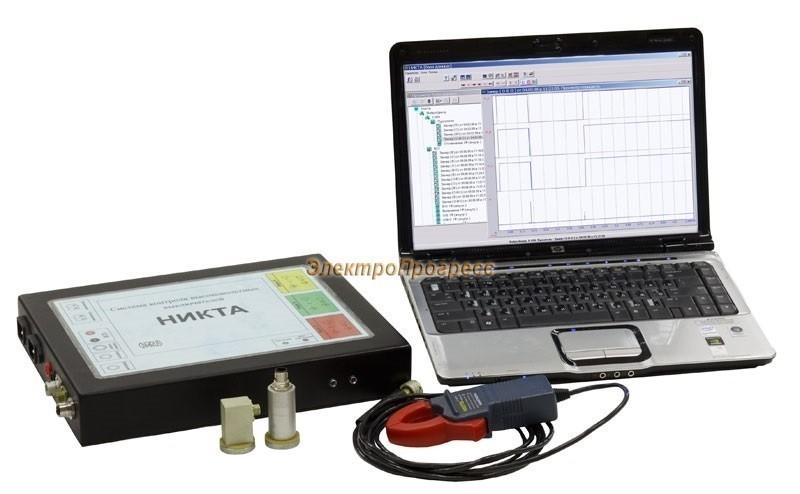 Никта - система диагностики состояния и оценки остаточного ресурса высоковольтных выключателей