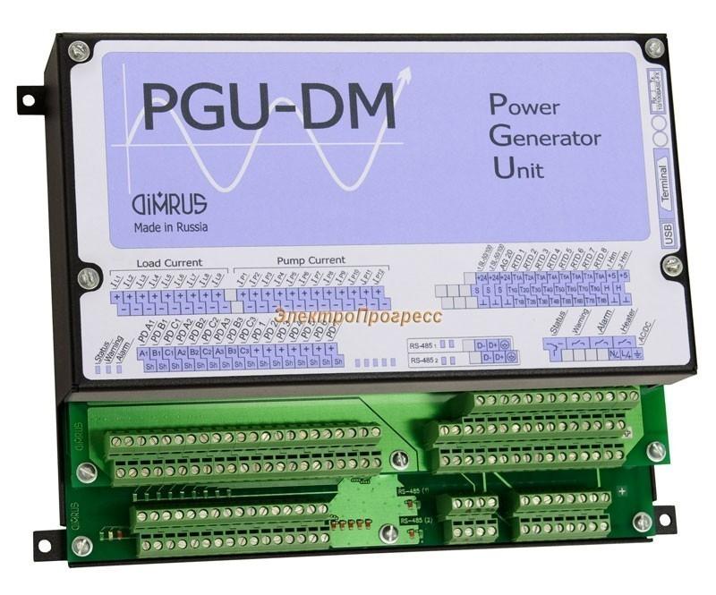 PGU-DM – Система мониторинга и диагностики состояния энергоблока электрической станции
