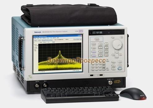 RSA6106A - цифровой анализатор спектра реального времени