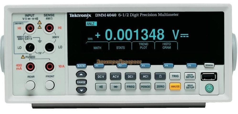 DMM4040 - мультиметр
