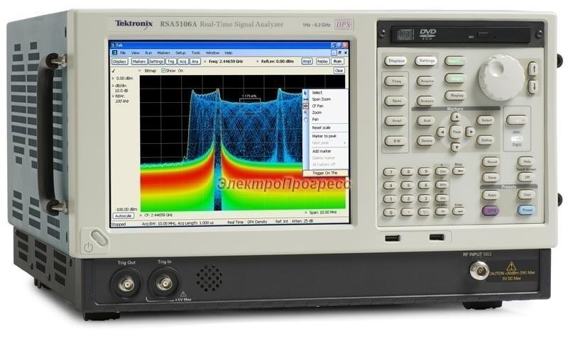 RSA5103A - спектроанализатор