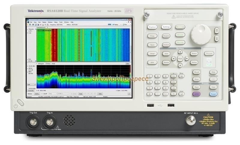 RSA6106B - анализатор спектра