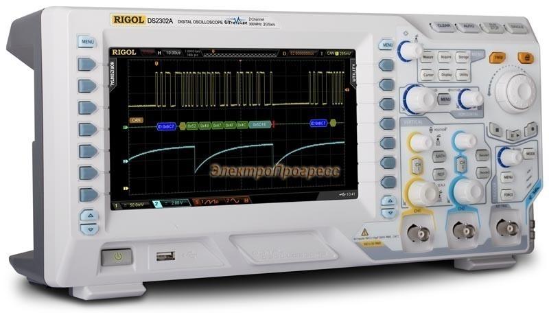 DS2072A Цифровой осциллограф