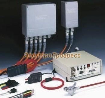 Анализаторы качества электроэнергии VHR