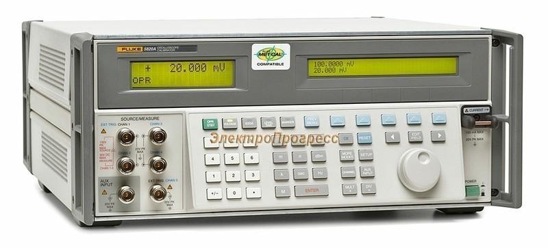 5820A-5C-GHZ - калибратор для поверки осциллографов