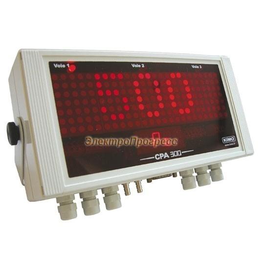 Датчики дифференциального давления с настраиваемым диапазоном измерения и большим экраном CPA 300