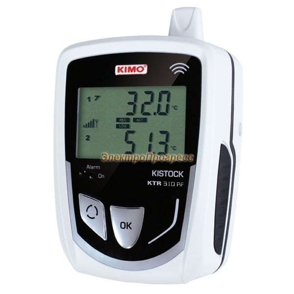 Беспроводные регистраторы температуры KTT 310 RF / KTR 310 RF (класс 310)