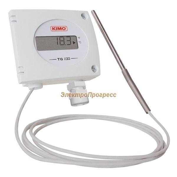 Датчики температуры для воздуховодов TG 100