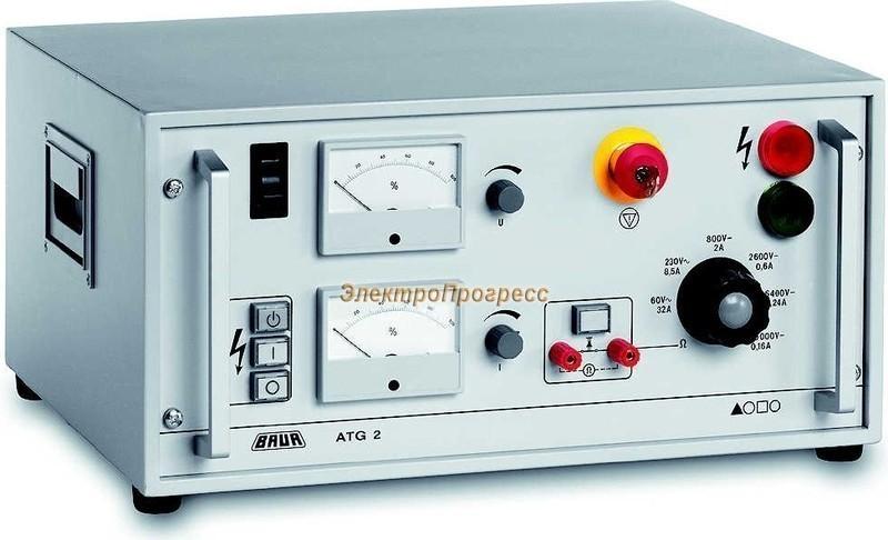 BAUR SSG 500 Генератор импульсного напряжения