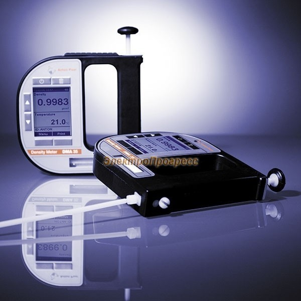 Измеритель плотности и температуры электролита