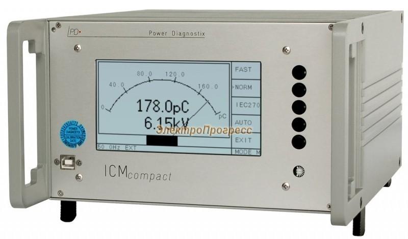 Автономный детектор частичных разрядов ICMcompact