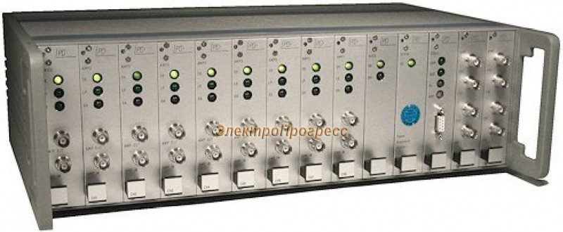 ICMsys8 – параллельная 8-канальная система сбора данных