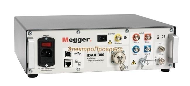 IDAX 300 Анализатор состояния изоляции трансформаторов