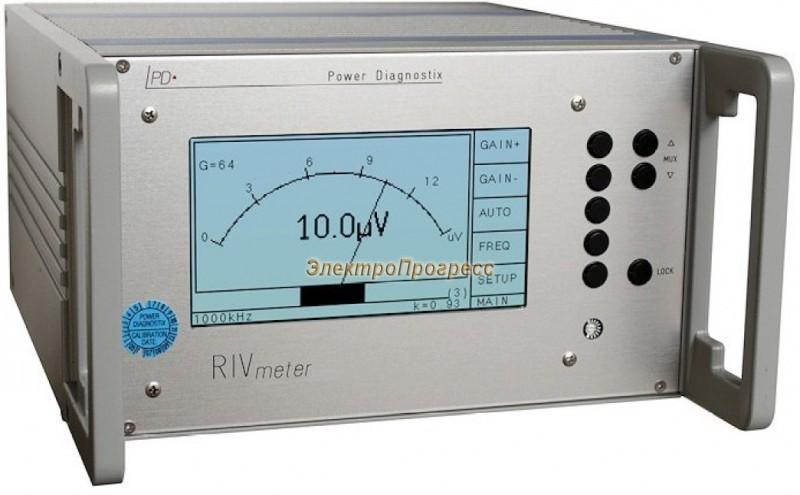 Измеритель наведенного напряжения RIVmeter