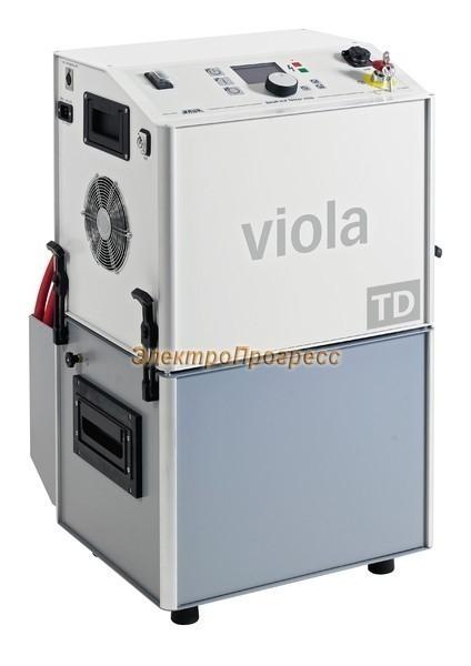 VIOLA-TD - автоматическая система для испытаний кабелей с изоляцией из сшитого полиэтилена