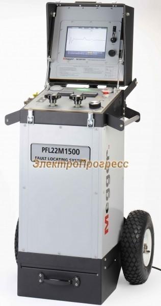PFL 20 - 1500/2000 Система обнаружения повреждения кабелей