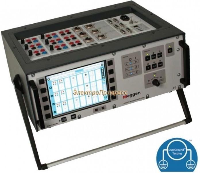 TM 1700 Системма контроля высоковольтных выключателей