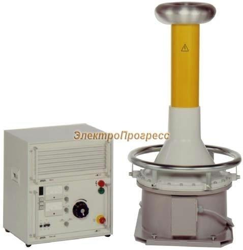 PGK 110/5 HB - высоковольтная испытательная установка