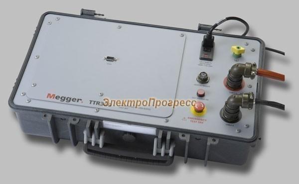 TTR300 - 3-х фазный измеритель коэффициента трансформации