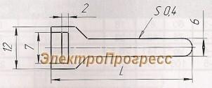 Полоски-пряжки К395 - К398