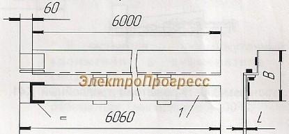 Троллейные секции К580-К589