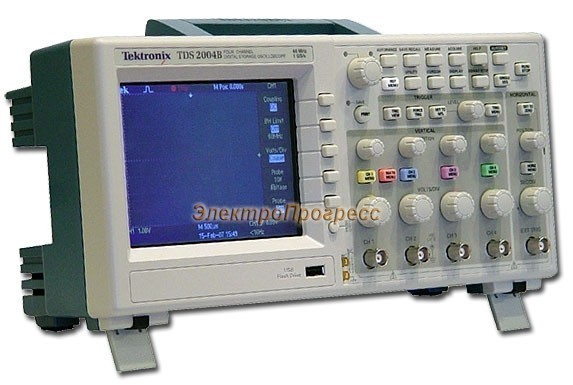 TDS2004B - цифровой осциллограф