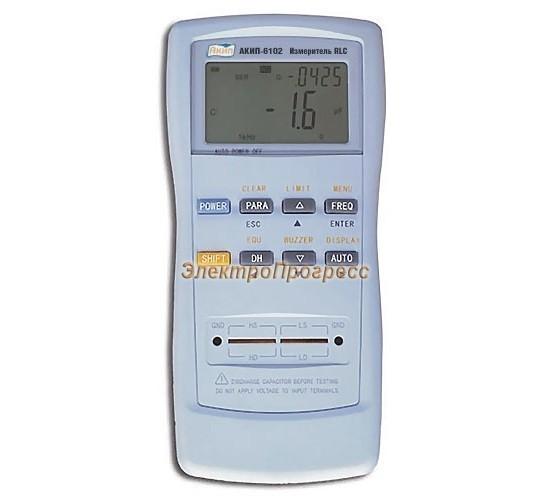 АКИП-6102 RLC измеритель